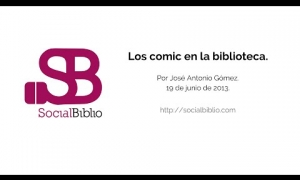 Embedded thumbnail for Los cómic en las bibliotecas